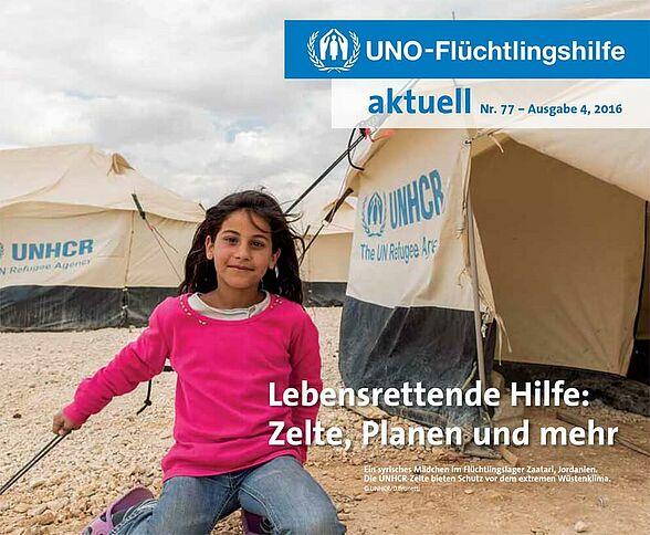 Flüchtlingshilfe aktuell 4/2016