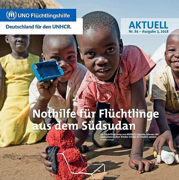 Flüchtlingshilfe aktuell 3/2018
