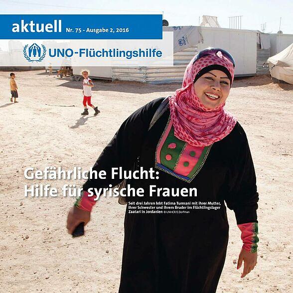 Flüchtlingshilfe aktuell 2/2016