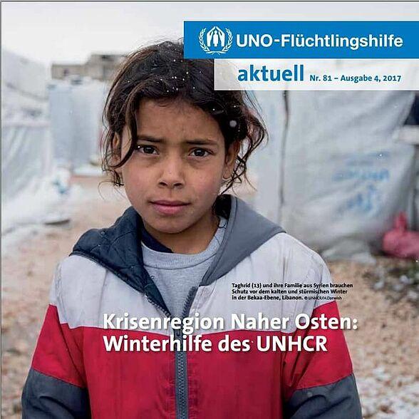 Flüchtlingshilfe aktuell 4/2017