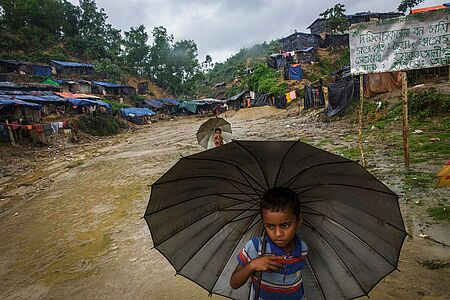 Monsun in Bangladesch