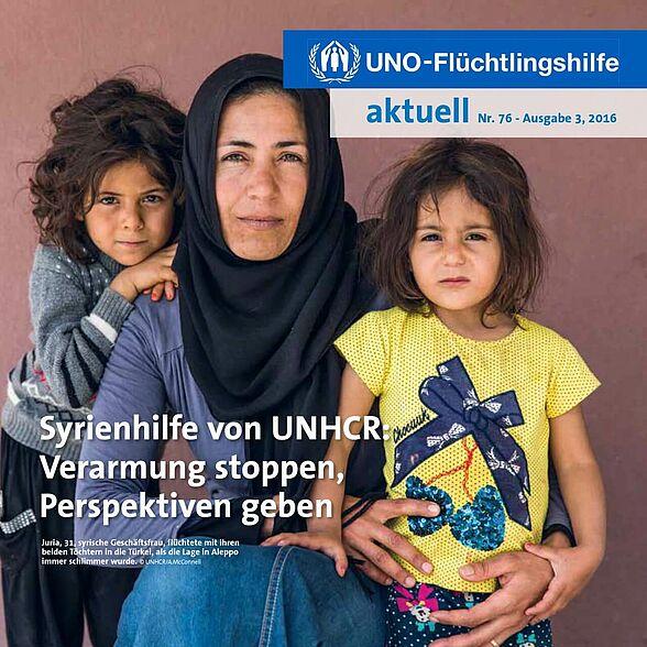 Flüchtlingshilfe aktuell 3/2016