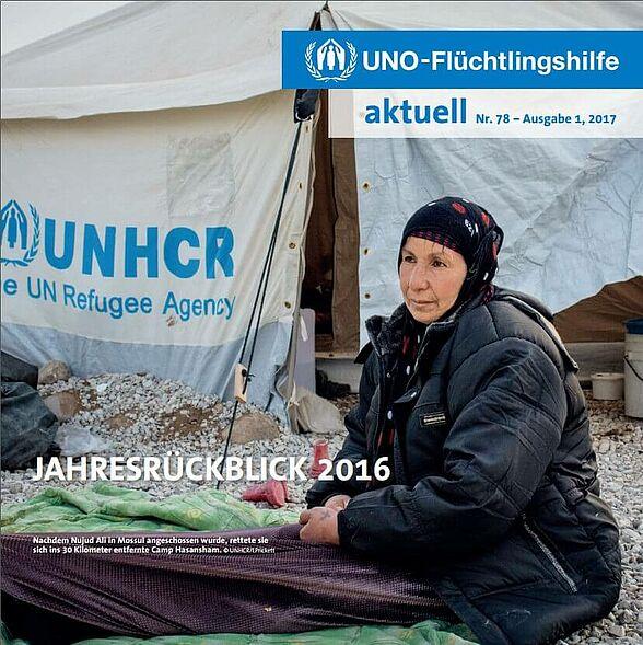 Flüchtlingshilfe aktuell 1/2017