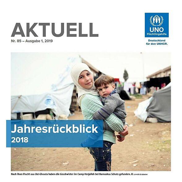 Flüchtlingshilfe aktuell 4/2018