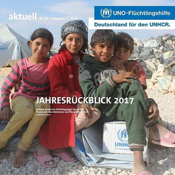 Flüchtlingshilfe aktuell 1/2018